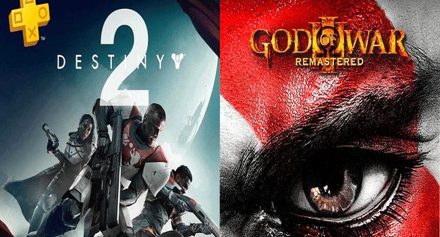 """""""Destinity 2"""" y """"God of War"""" son dos de los juegos más buscados por los gamers."""