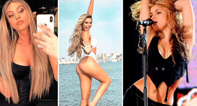 Lele Pons demostró que puede moverse como Shakira.