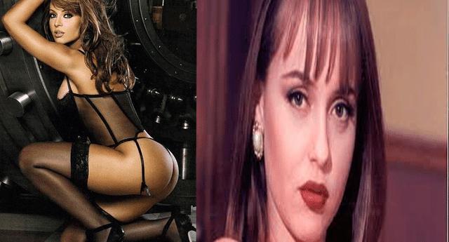 """Gabriela Spanic protagonizó la novela mexicana """"La Usurpadora""""."""