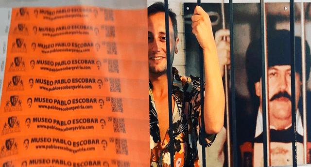 El museo era administrado por su hermano Roberto Escobar.