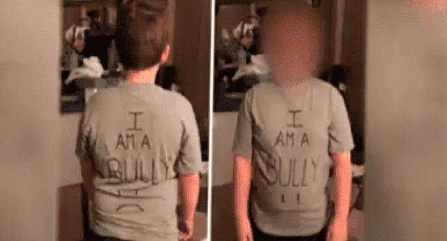 El niño fue acusado de ser maltratar constantemente a sus compañeros.