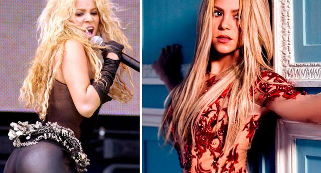 Shakira se descontroló y demostró que está en su mejor momento.