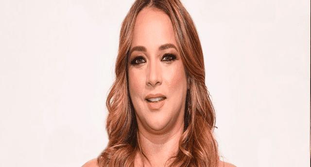 La actriz actualmente tiene 43 años.