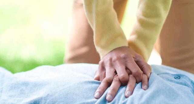 Médicos realizaron 30,000 compresiones torácicas durante cinco horas para salvar la vida de un niño