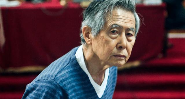 Poder Judicial anuló el indulto humanitario concedido a Alberto Fujimori y ordenó su captura.