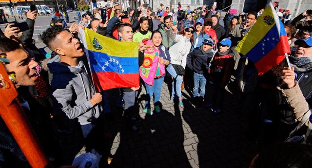 En Perú hay más de 500 mil venezolanos instalados.
