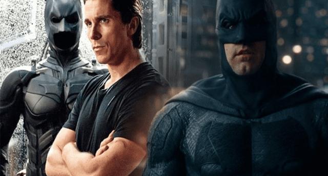 """Christian Bale reapareció sin el difraz de """"Batman"""" e impactó a sus fans con su cambio de look."""