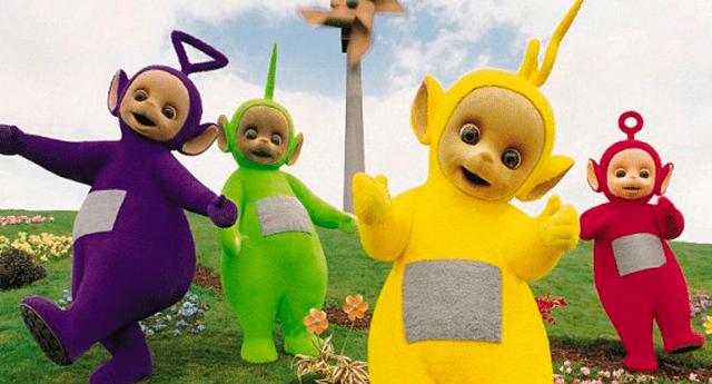 """""""Los Teletubbies"""" se convirtió en uno de los programas infantiles más populares a nivel mundial, en la década de los 90."""