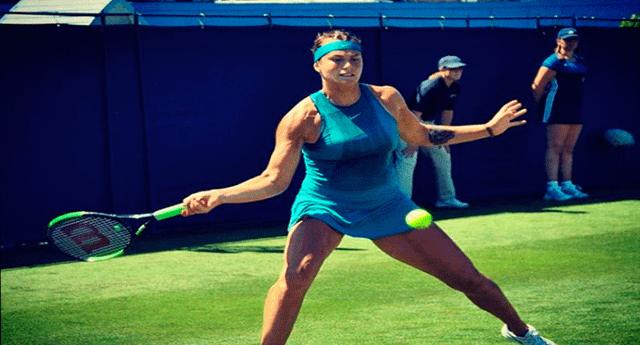 Para muchos, la ATP debería sancionar la acción de la tenista.