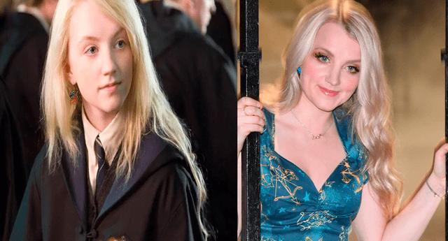 Después de interpretar a la dulce y misteriosa Luna en Harry Potter, Evanna Lynch ahora la rompe en la pista de baile