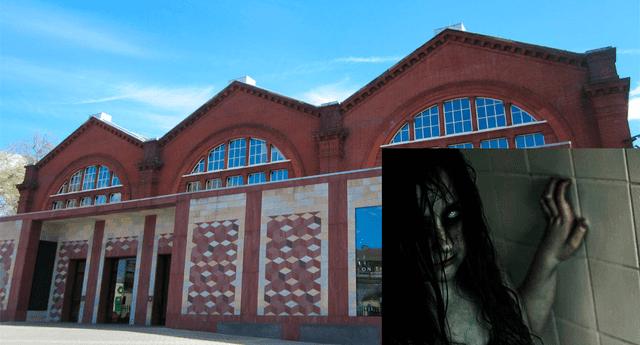 Mujer se llevó el susto de su vida al descubrir algo aterrador cuando reveló fotos de su visita a un museo de Londres