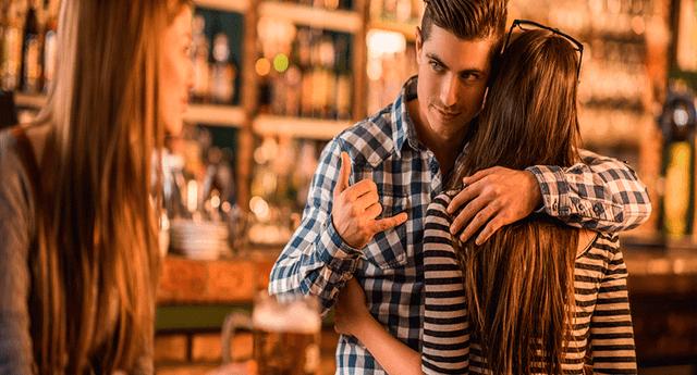 La infidelidad tiene las mismas probabilidades de presentarse en un hombre como en una mujer.