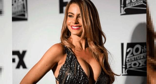 Sofía Vergara actualmente tiene 46 años.