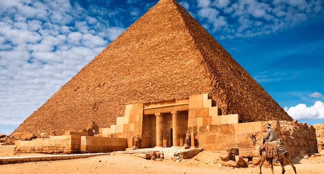 Arqueólogos descubrieron el enigma de lo que hacían los egipcios para mover grandes bloques de piedra y construir monumentales pirámides