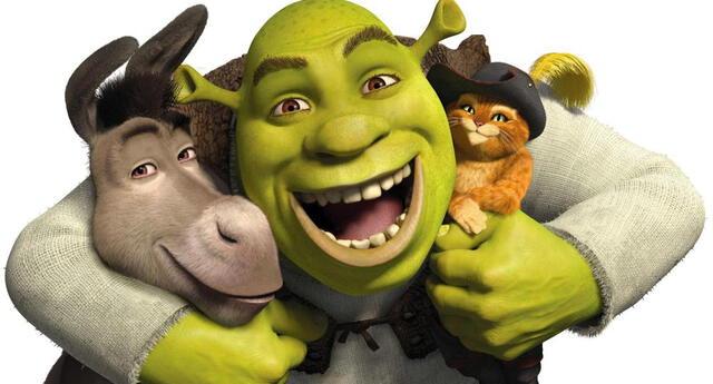 Shrek y sus amigos volverán al cine