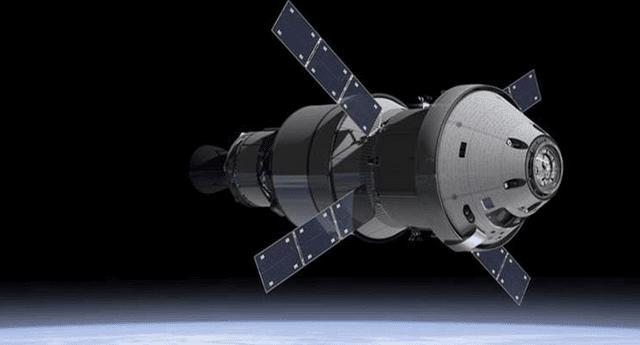 La nave se hizo en conjunto con la Agencia Espacial Europea
