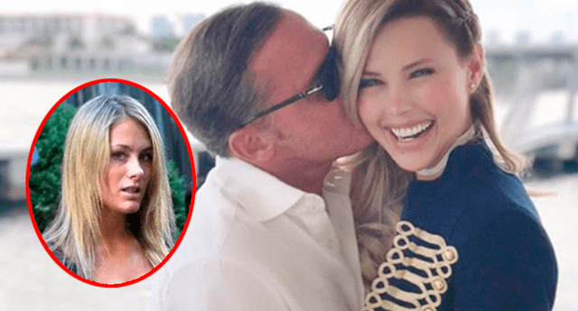 La novia de Luis Miguel arremetió contra la expareja luego de que publicara una imagen de ellos juntos.