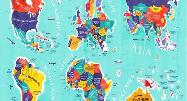 ¿Qué significa el nombre de cada país en el mundo? Perú llena de orgullo.