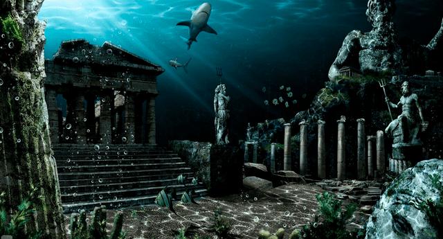 Compañía británica cree haber descubiertolegendaria civilización de Atlántida, descrita por Platón en el año 360 a.C