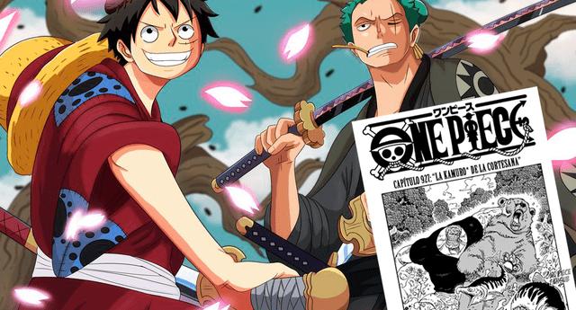 Aquí podrás encontrar el resumen y el manga 927 de One Piece. Foto: One Piece Fansub.