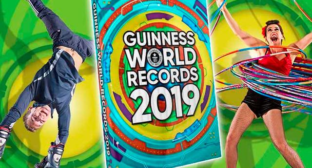 Libro de Récord Guinness 2019