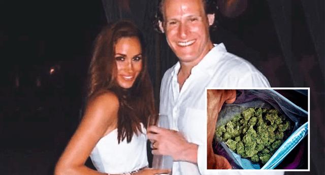Meghan Markle y Trevor Engelson se casaron en Jamaica en 2011.