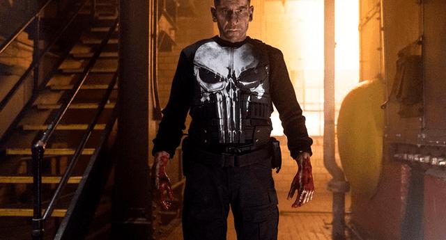 Frank Castle volverá a las andadas en esta segunda entrega. Foto: Web.