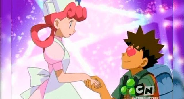 ¿Será que 21 años desde la transmisión del primer capítulo, Brock al fin encontrará el amor?