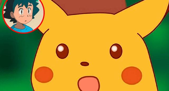 El nuevo episodio de la serie hace referencia a un popular meme de Pikachu