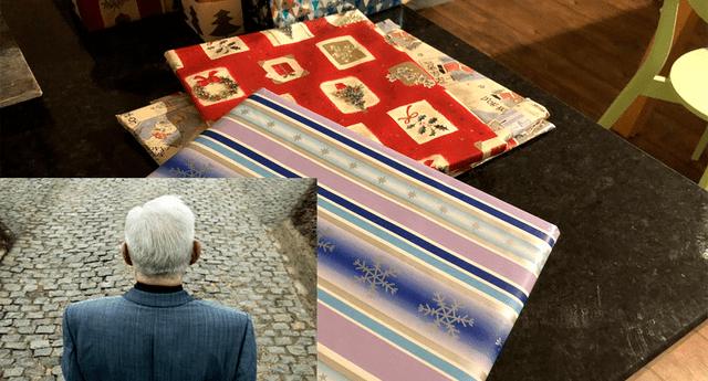 Anciano se enteró que iba a morir pronto, y dejó regalos de Navidad parahija de sus vecinos por los próximos 14 años.