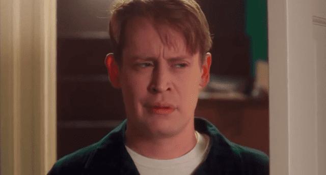 Macaulay Culkin ha vuelto de hacer de las suyas en estas escenas de 'Mi pobre angelito'.