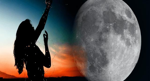 """""""La última luna llena del año"""": aprende ritual de los deseos para atraer la buena suerte."""