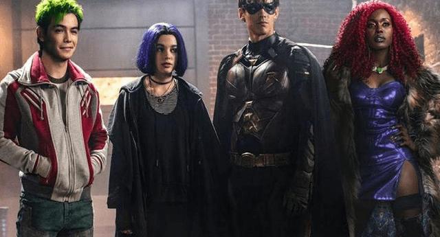 A través de un tráiler, DC mostró sus nuevos estrenos para el 2019