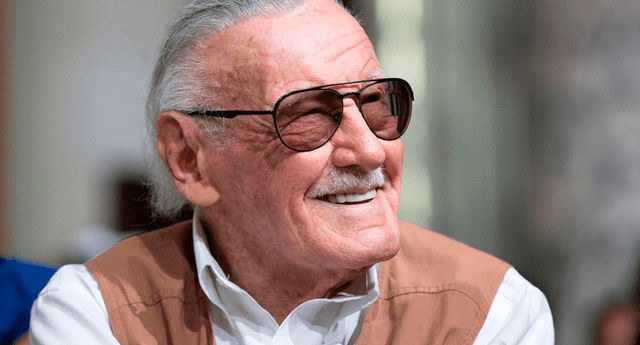 Eterno Stan Lee.