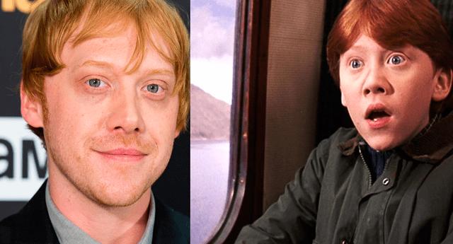 """El recordado """"RonWesley"""" en """"Harry Potter"""" reveló la razón por la que no puede ver las películas del famoso mago"""