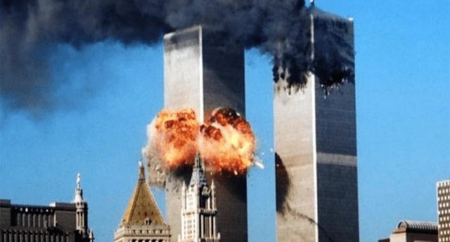 """Hackers filtran """"la verdad"""" sobre el atentado de las Torres Gemelas."""