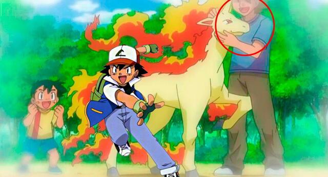Ash Pokémon