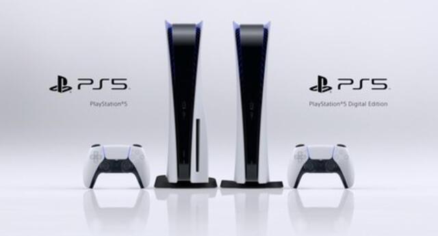 PS5: Sony revela el diseño oficial de su nueva consola y dos modelos distintos [VIDEO]