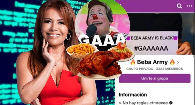 Beba Army Magaly Tv Tinder