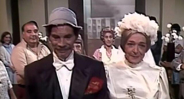 El Chavo del 8: Filtran el episodio prohibido sobre la boda de don Ramón y