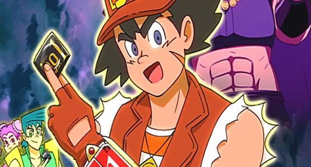 Nuevo anime sobre condones, Condom Battler Goro