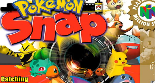 Pokémon Snap tendrá nueva versión