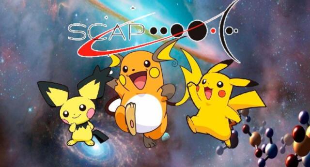 Sociedad Científica de Astrobiología del Perú  dará charla científica sobre evolución Pokémon