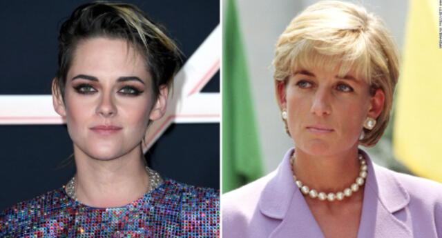Kristen Stewart, protagonista de Crepúsculo, interpretará a la princesa Diana en su nueva película biográfica