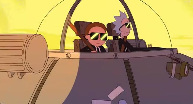 Rick and Morty: Estrenan nuevo video promocional para Adult Swim