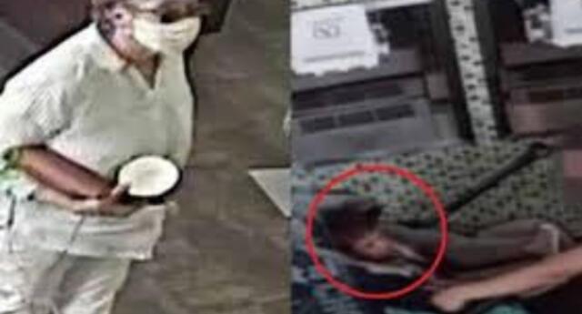 ¡Insólito! Mujer se acerca a bebé para toserle en la cara y genera el repudio de miles de personas (VIDEO)