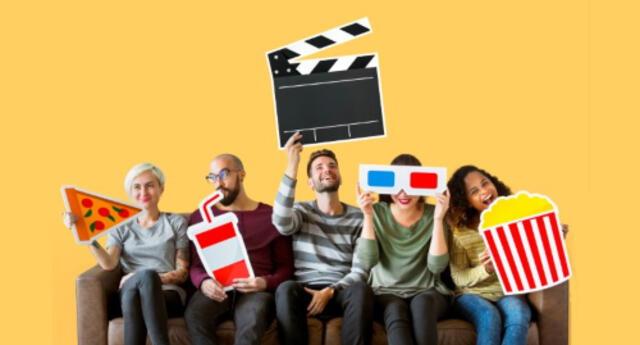 ¿Extrañas el cine? Así puedes disfrutar de una película en salas virtuales de hasta 100 personas