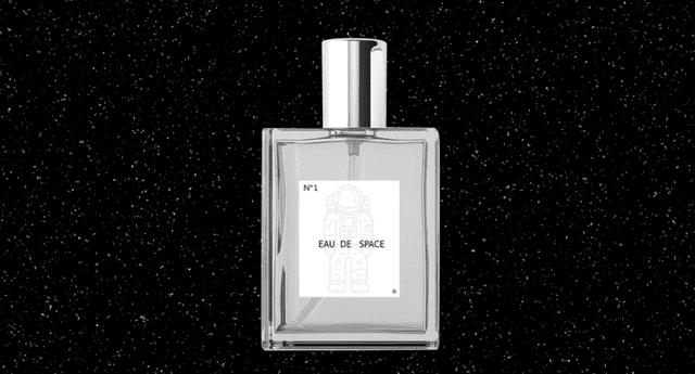 Eau de Space es el nombre del perfume que huele como el Espacio Exterior. | Fuente: Tribute Content Agency