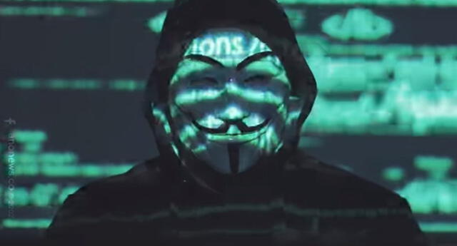 ¡Lo hizo de nuevo! Anonymous irrumpe en una importante reunión de Zoom de entidades colombianas (VIDEO)