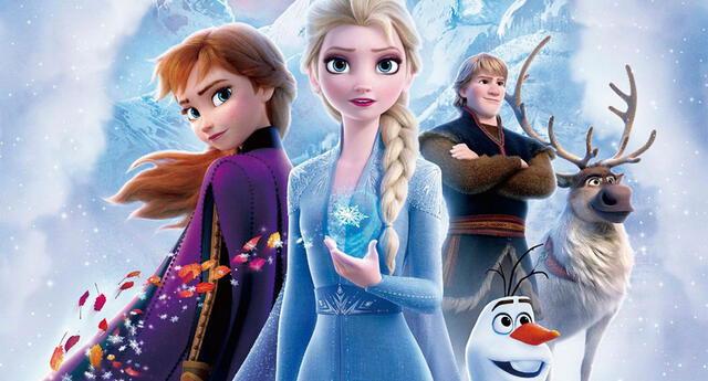 Disney al fin revela uno de los misterios de Frozen 2